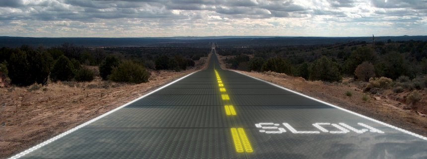 Solar roadway will save theenvironment